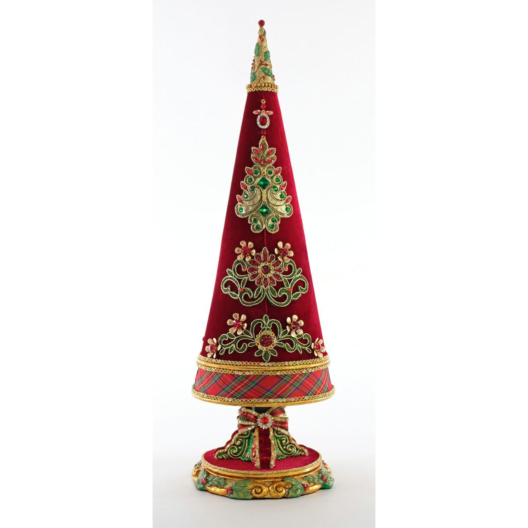 Katherine's 2020 Collection Christmas Wishes Jeweled Tree 24