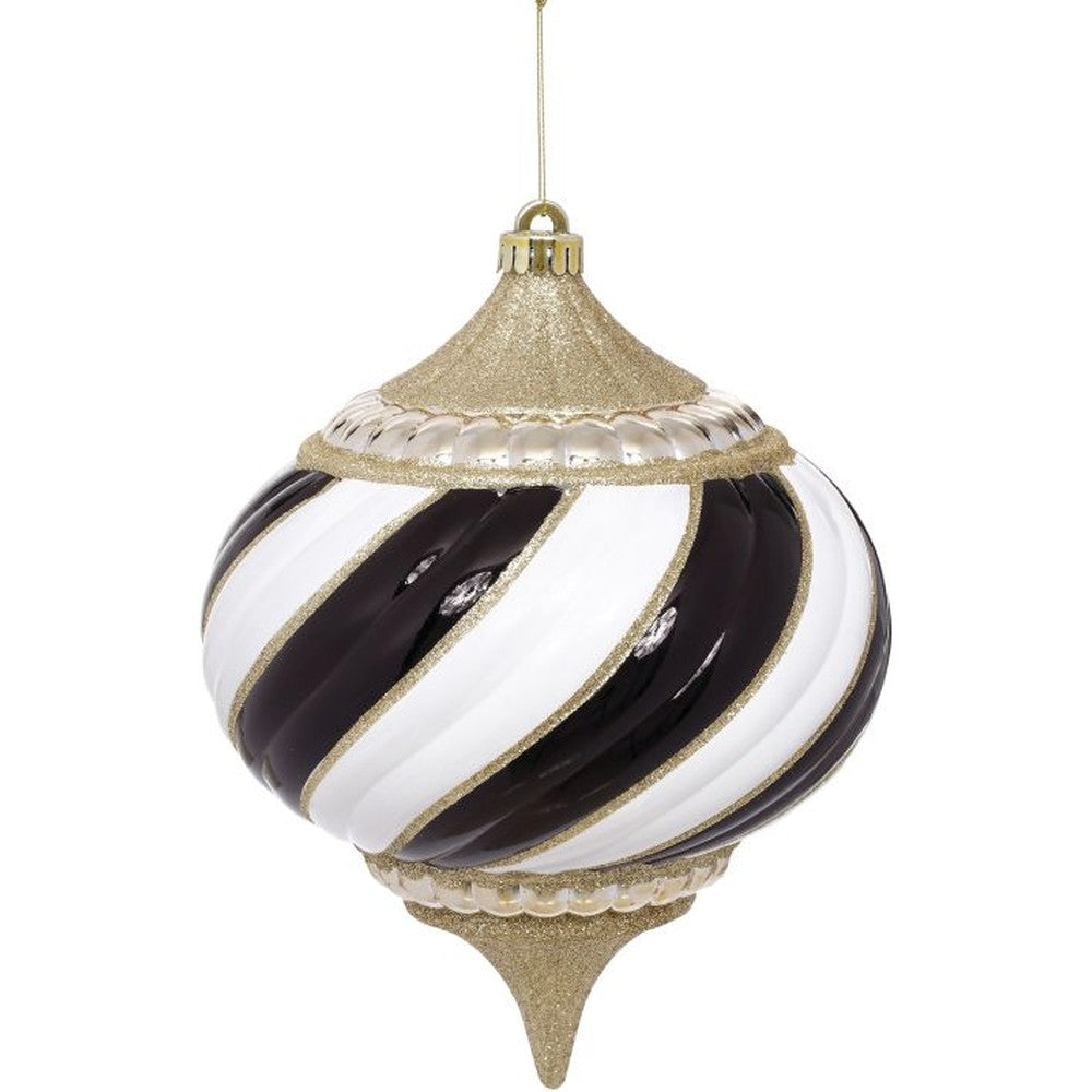 Mark Roberts 2020 Collection Glamorous Spiral Ornament 13''