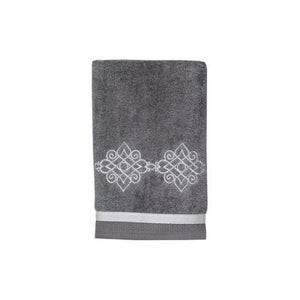 Avanti Linens Riverview Nickel Hand Towel