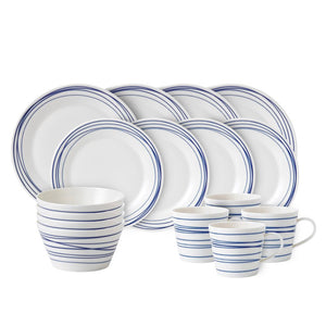 Royal Doulton Pacific 16-Piece Dinnerware Set Lines