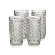 Load image into Gallery viewer, Vista Alegre Bicos Set of 4 Highball