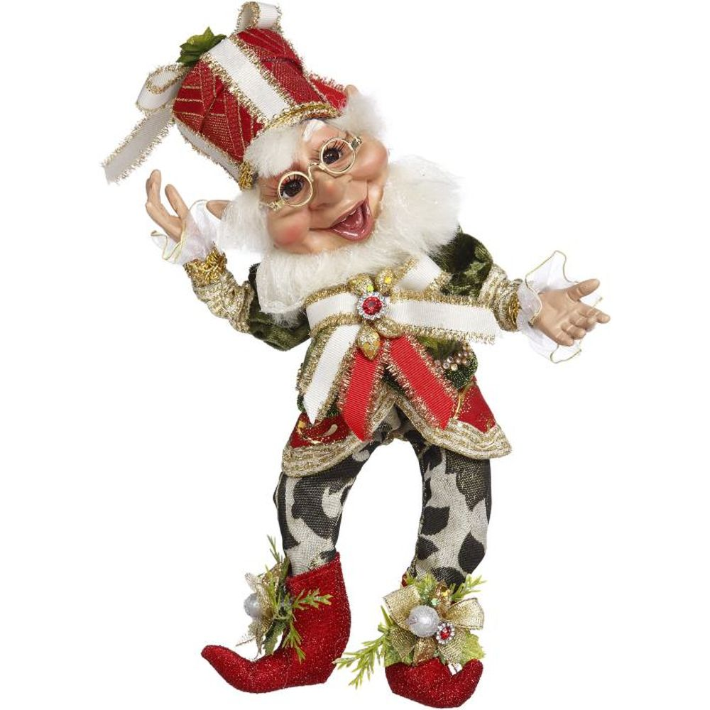 Mark Roberts 2020 Collection Present Elf Figurine, Small 11''