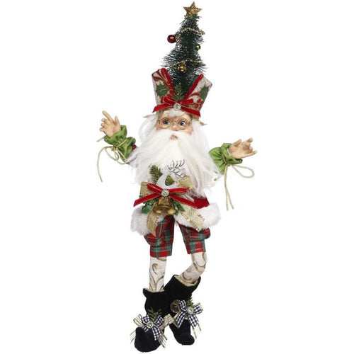 Mark Roberts 2020 Collection North Pole Holly Elf Figurine, Small 17''