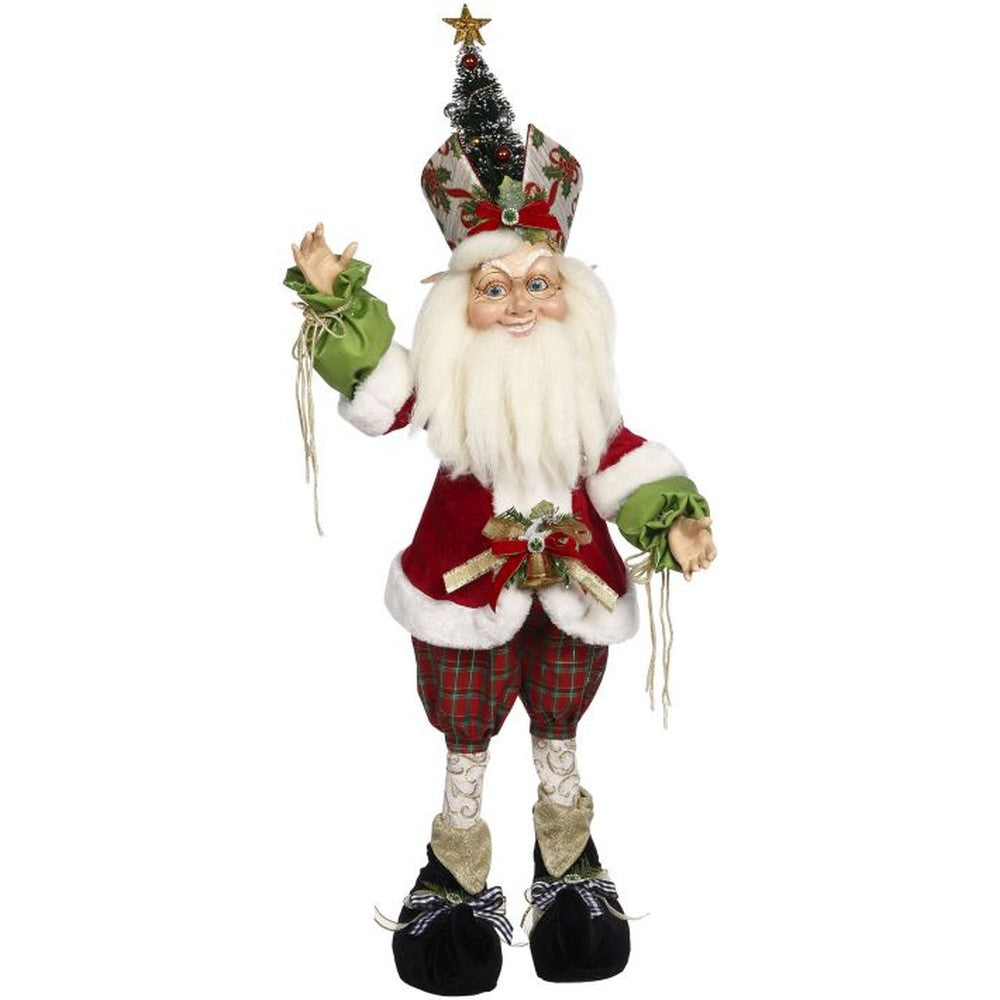 Mark Roberts 2020 Collection North Pole Holly Elf, Large 46.5-Inch Figurine