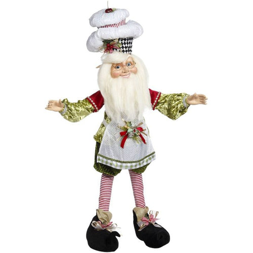 Mark Roberts 2020 Collection North Pole Cookie Elf, Large 44-Inch Figurine