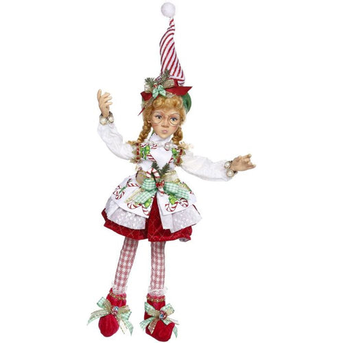 Mark Roberts 2020 Collection North Pole Sweetshop Elf Figurine, Medium 17''
