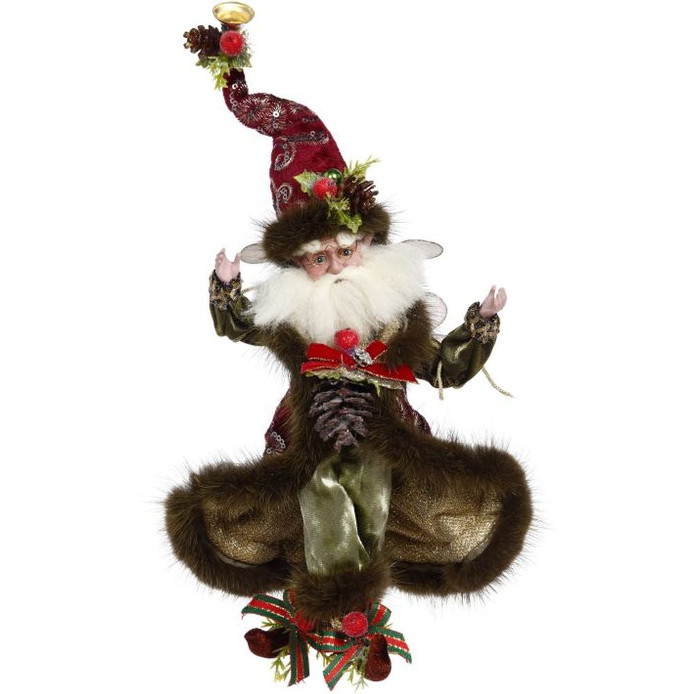 Mark Roberts 2020 Collection Ole Christmas Fairy Figurine, Small 10.5''