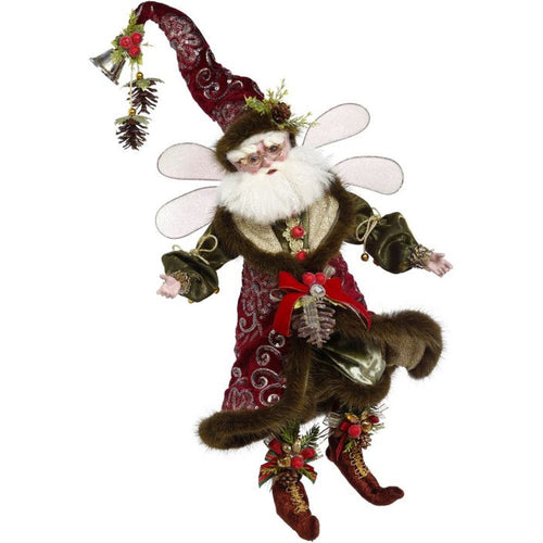 Mark Roberts 2020 Collection Ole Christmas Fairy Figurine, Medium 15.5''