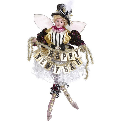 Mark Roberts 2020 Collection Celebrate New Year Fairy, Medium 19-Inch Figurine