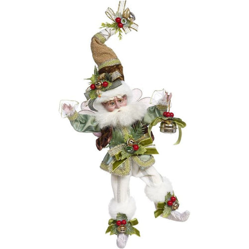Mark Roberts 2020 Collection Winter Wonderland Fairy Figurine, Small 10''