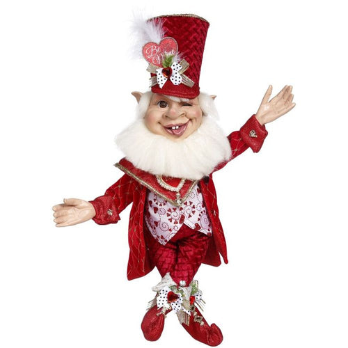 Mark Roberts Big Hearted Elf Figurine, Medium