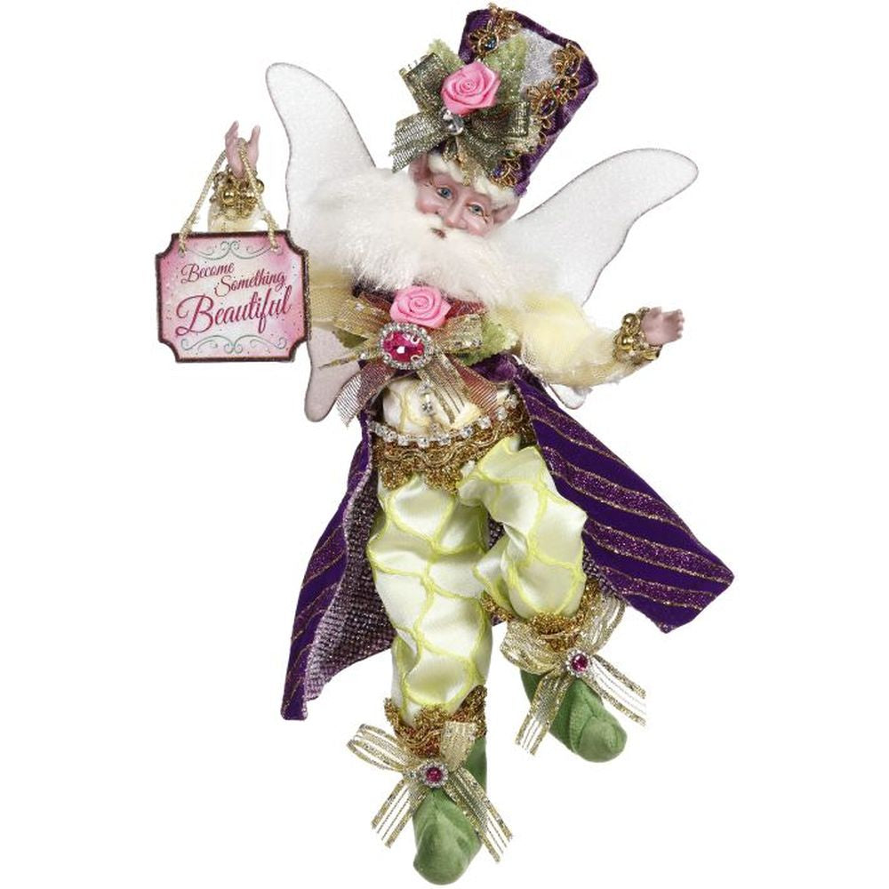 Mark Roberts Butterfly Boy Fairy Figurine, Small