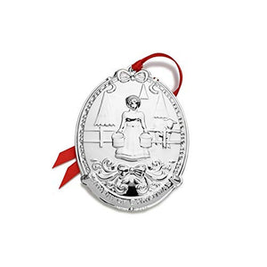 Towle 2019 12 Days of Christmas 8th Edition Ornament