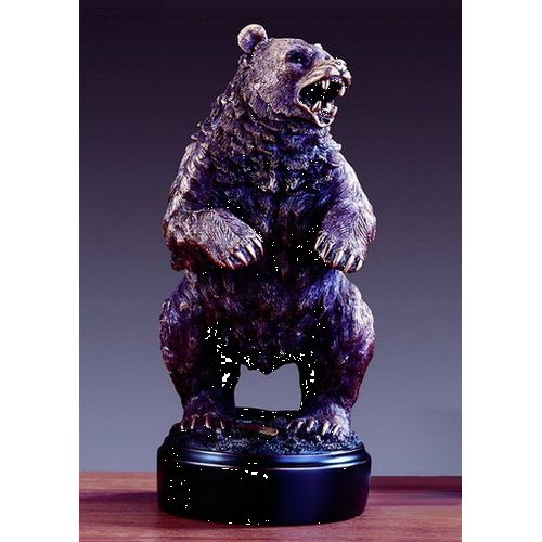 Treasure of Nature 6x13.5 Inches Bear
