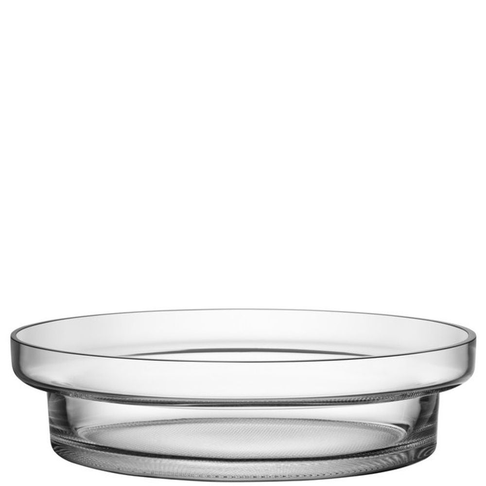 Kosta Boda Limelight Low Bowl