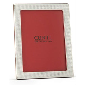 Cunill .925 Sterling Mesh Picture Frame
