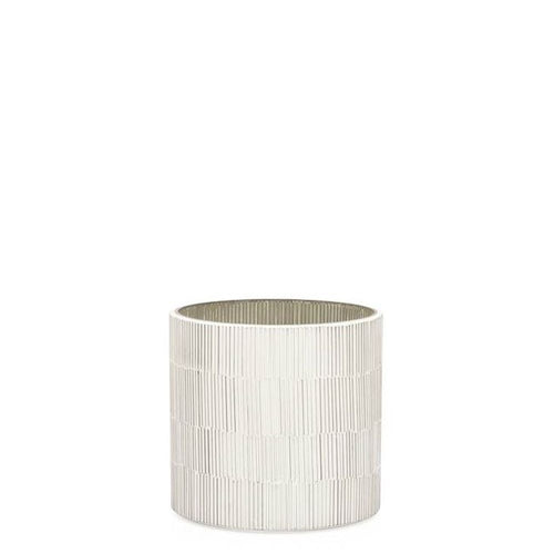 Torre & Tagus Bamboo Glass Mosaic 4Dx4