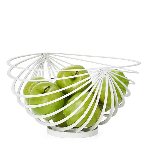 Torre & Tagus Eclipse Rib Fruit Basket