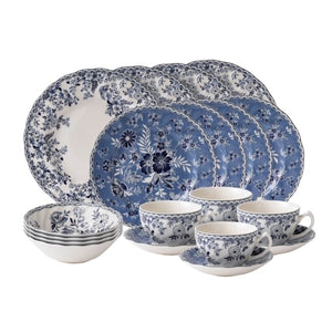 Johnson Brothers Dinnerware, Devon's Cottage 20-Piece Set