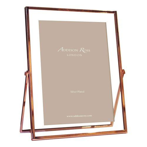 Addison Ross Rose Gold & Glass