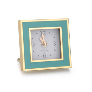 Addison Ross Square Square Silent Alarm Clock