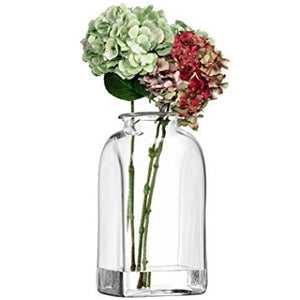 LSA International Umberto Vase Clear