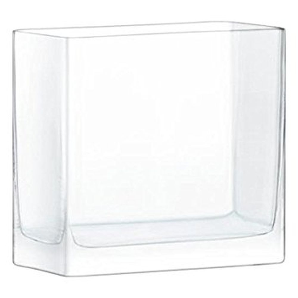 LSA International Modular Vase H8 X W8 X D4In Clear