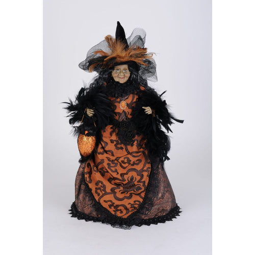 Karen Didion Originals Eva Witch Figurine, 21 Inches