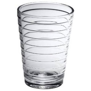 Iittala Aino Aalto Tumbler, Set of 2, 11 oz Clear