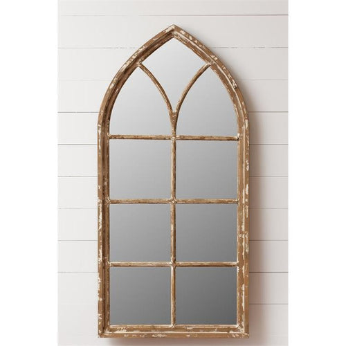 Your Heart's Delight Cathedral Mirror - Large