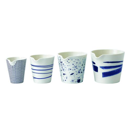 Royal Doulton Pacific Nesting Jugs Set of 4