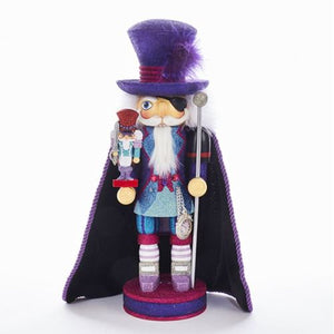 "Kurt Adler 15"" Hollywd Drosselmeier Nutcracker"
