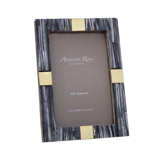 Addison Ross 4x6 Grey Bone Frame