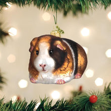 Load image into Gallery viewer, Old World Christmas Guinea Pig Ornament