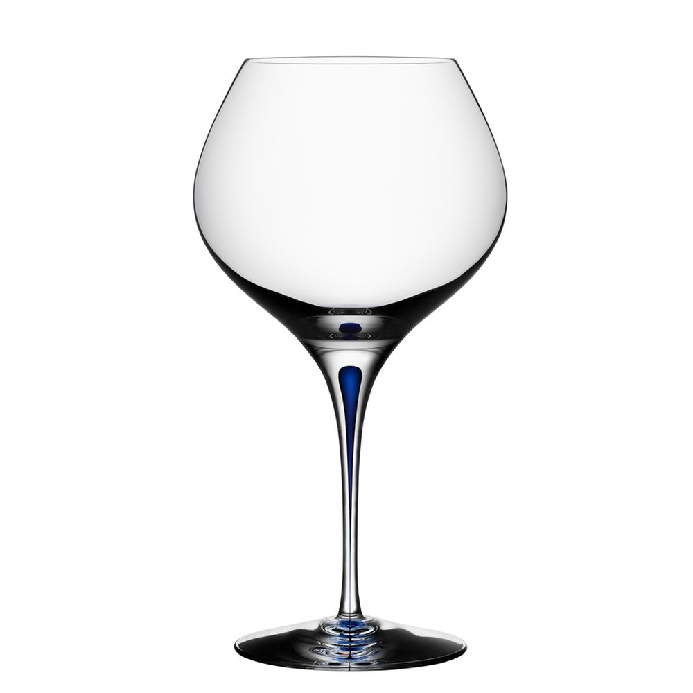 Orrefors Intermezzo Blue 20 Ounce Bouquet Glass