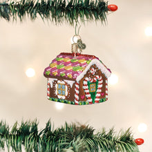 Load image into Gallery viewer, Old World Christmas Gingerbread House Ornament