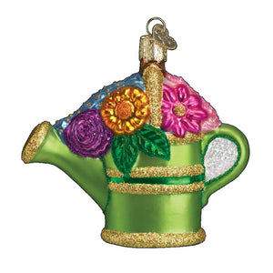 Old World Christmas Watering Can Ornament