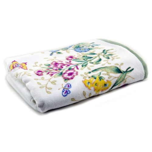 Lenox Butterfly Meadow Printed Single Bath Towel