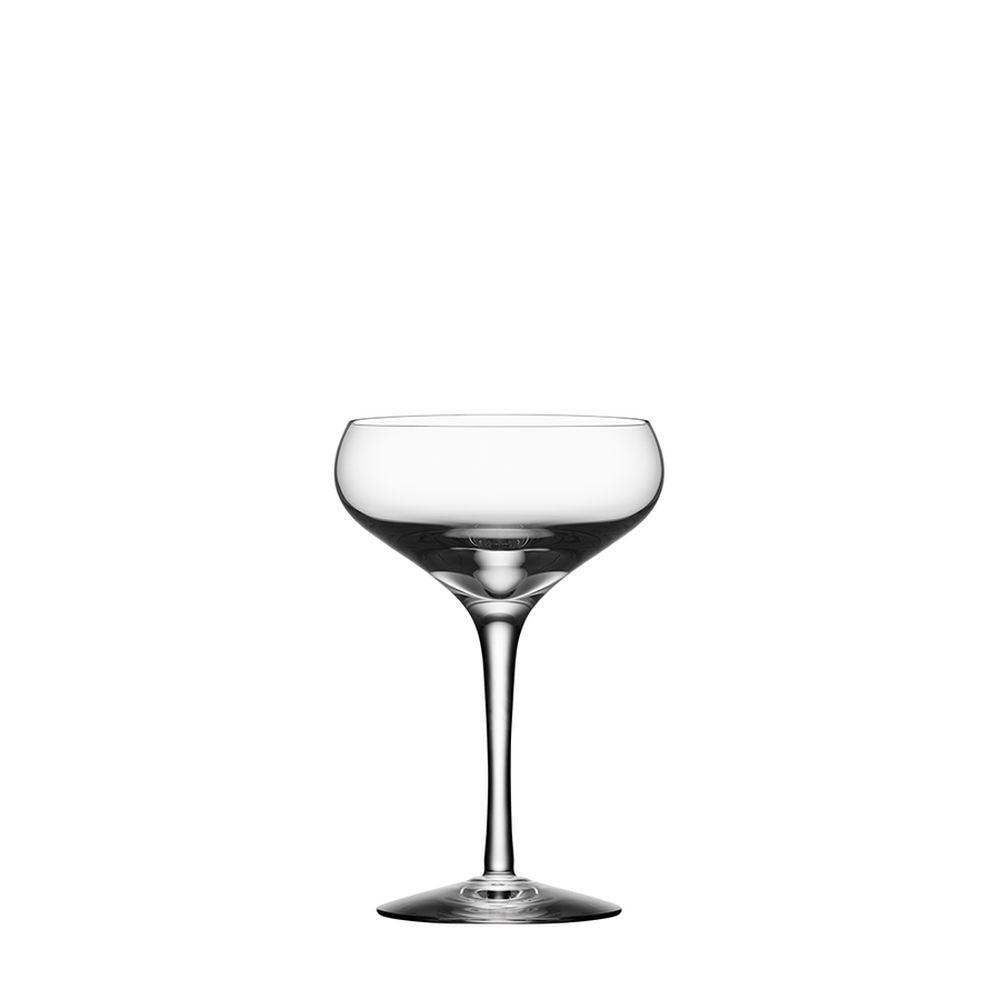 Orrefors More Coupe Glass Set of 4