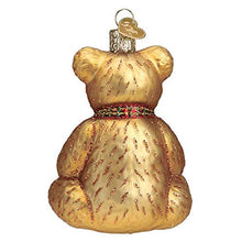Load image into Gallery viewer, Old World Christmas Teddy Bear Ornament