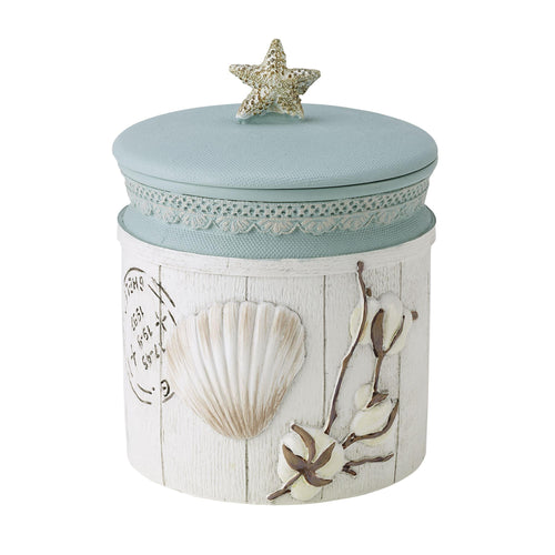 Avanti Linens Farmhouse Shell Jar