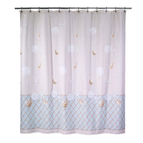 Avanti Linens Seaglass Shower Curtain