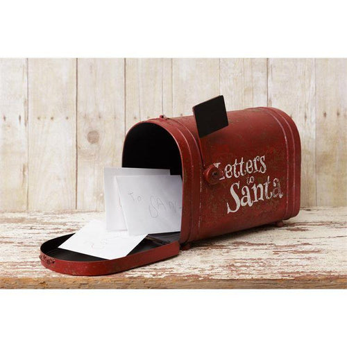 Audrey's Your Heart's Delight Mailbox - Letters To Santa