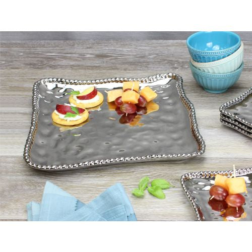 Pampa Bay Verona Square Serving Platter