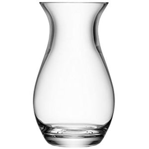 LSA International Flower Grand Posy Vase H12.5In Clear