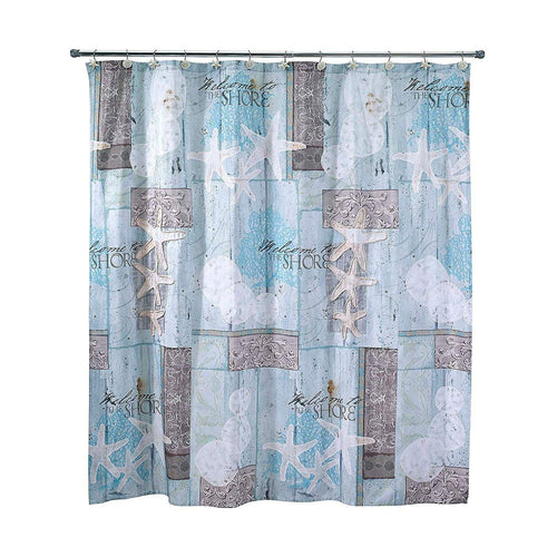 Avanti Linens Beachcomber Shower Curtain