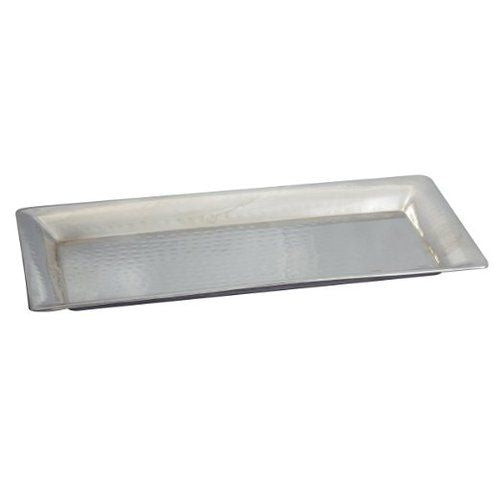 Leeber Hammered Rectangle Tray