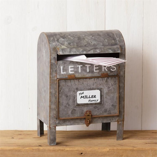Your Heart's Delight Mailbox - Letters