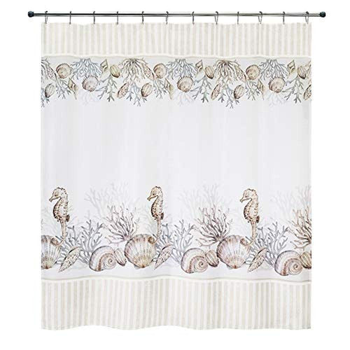 Avanti Linens Destin Shower Curtain