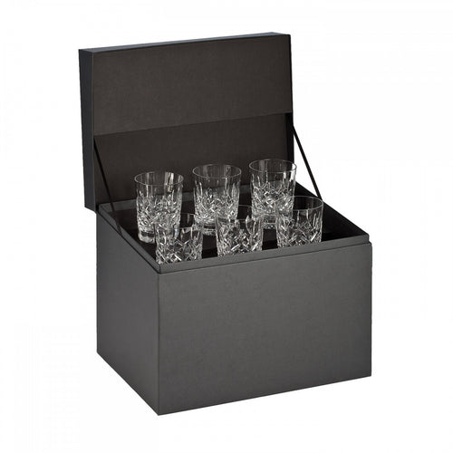 Waterford Lismore Double Old Fashion , Set Of 6